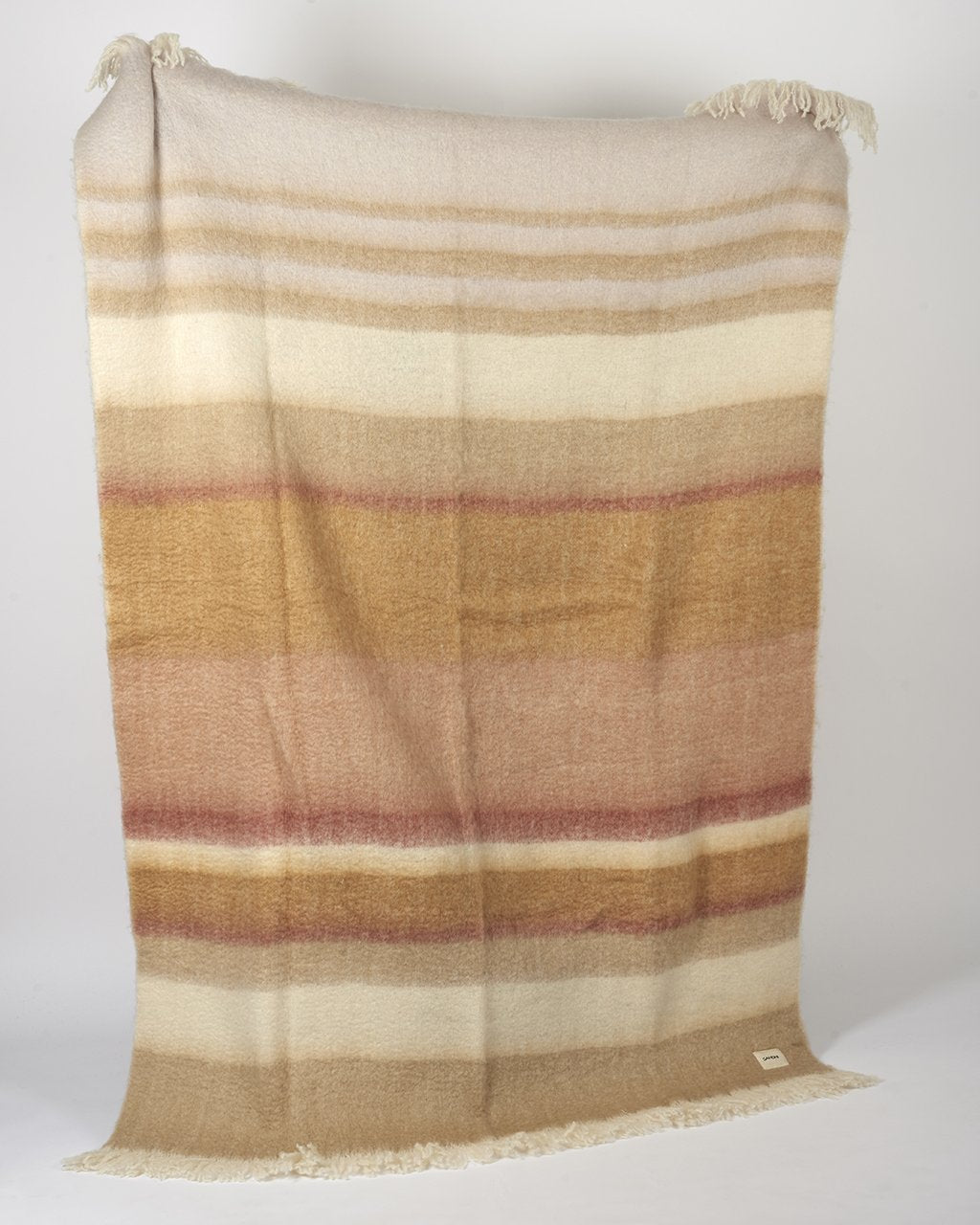 Sunset Blanket - Golden Pink