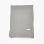 Womens Grey Scarf Oversized Scarf | Sandhi