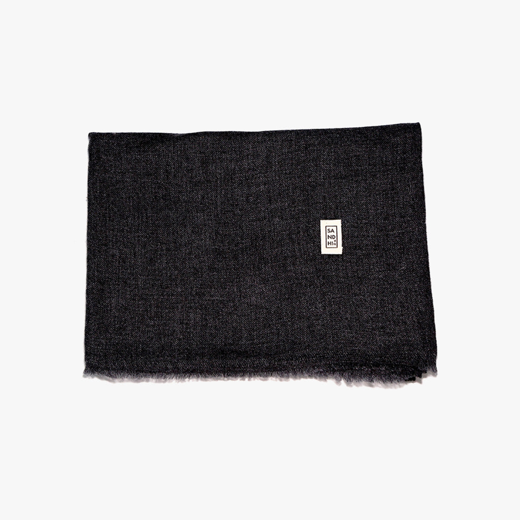 Men womens winter wool scarves | Sandhi