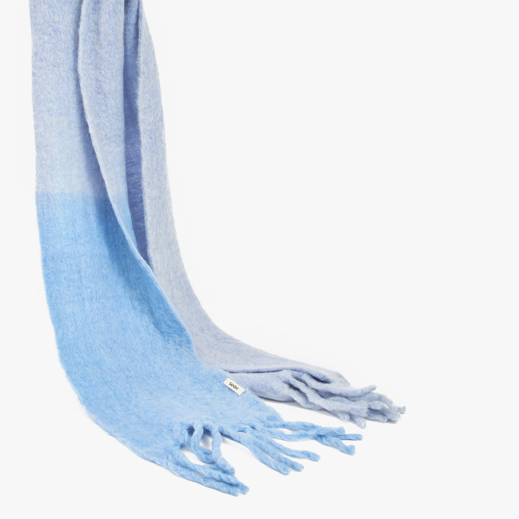 Blue Scarfe For Women Wraps & Scarves UK | Sandhi