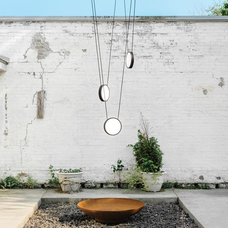 Highwire Pendant by Canadian based designer Anony.