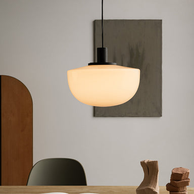 Menu Bank Pendant Light Opal Designed by Norm Architects