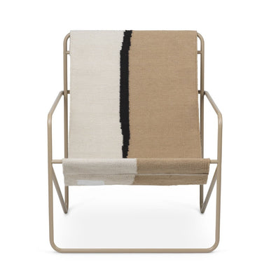 Cashmere Soil Desert Lounge Chair