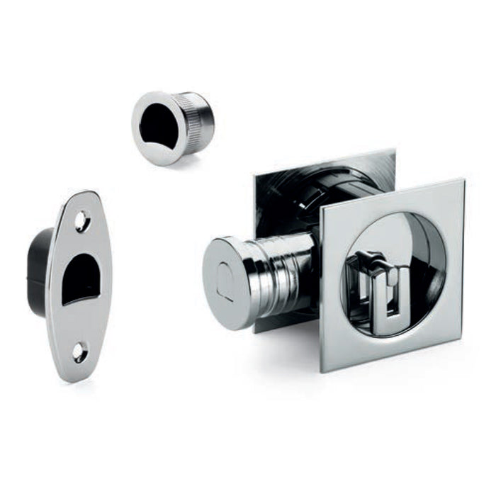 Pocket door hardware, made in Italy