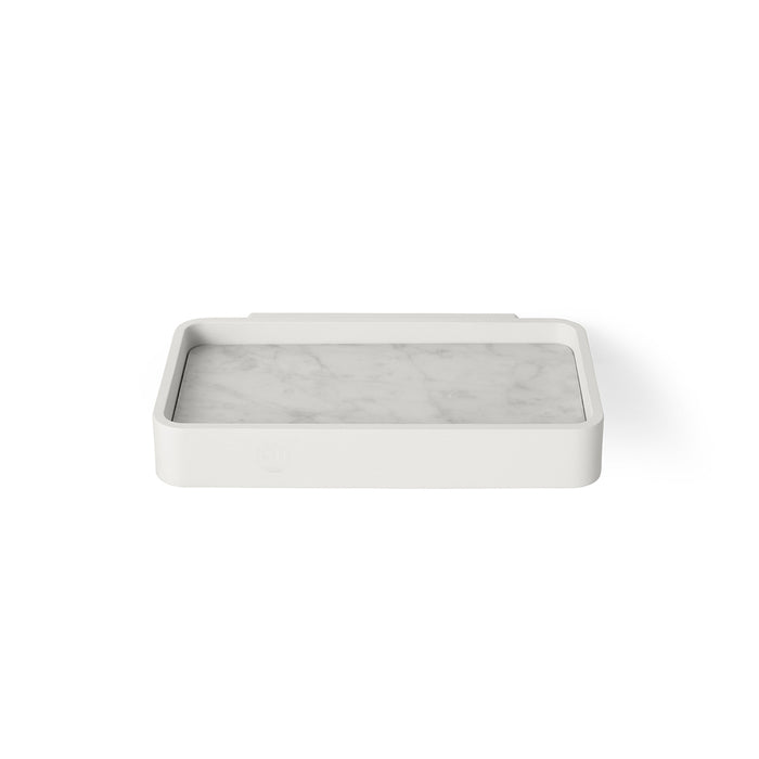 Menu Norm Architects Shower Tray White Marble