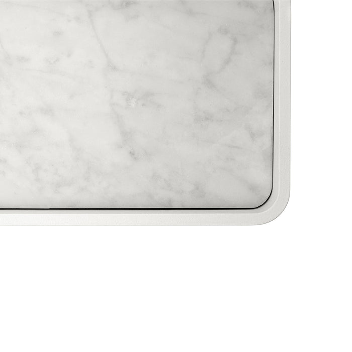 Menu Norm Architects Shower Tray White Marble Detail