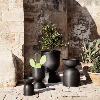 Hourglass Pots by Ferm Living