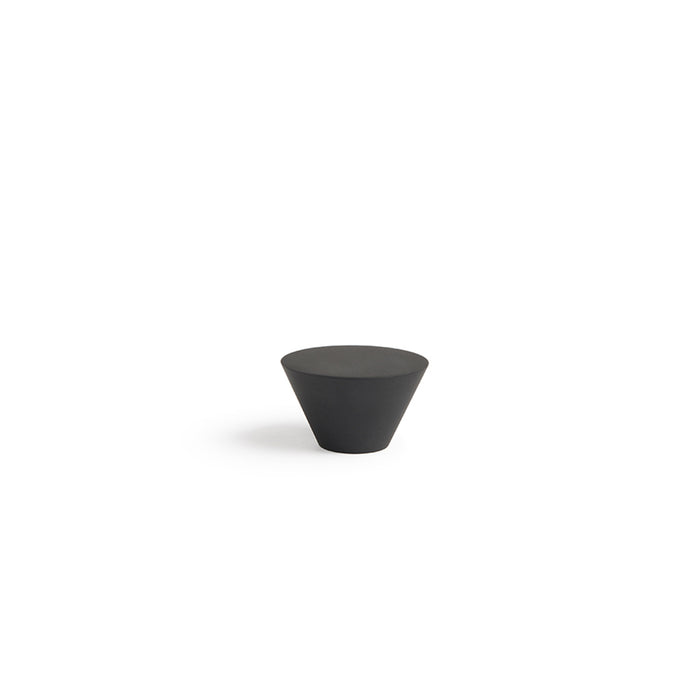 Modern Audrey Cabinet and Furniture Knob in Black