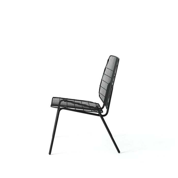 Studio WM String Lounge Chair Black