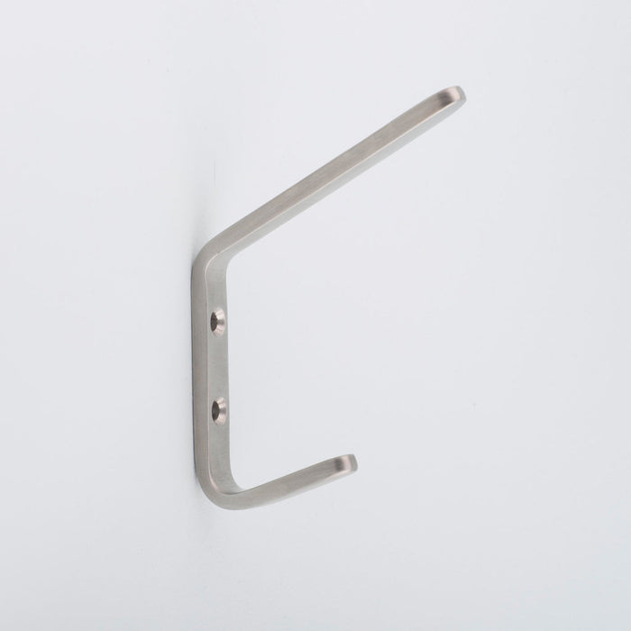 Stainless Steel Double Hook. Made in Toronto, Canada.