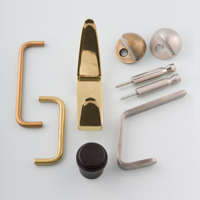 CBH Cabinet Hardware and Hooks made in Toronto.
