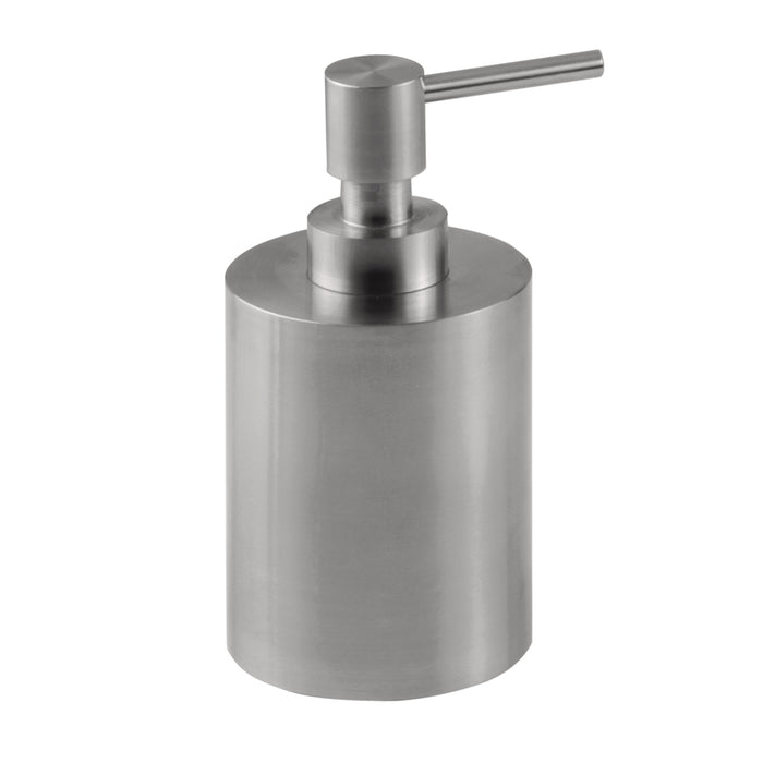 A stainless steel soap dispenser by Formani