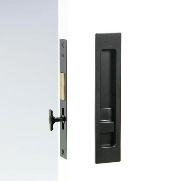 HB 690 Flush Pull Privacy Lock