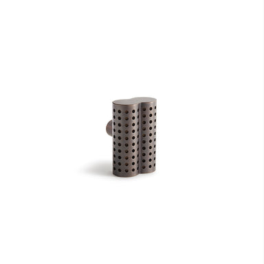 Stardust Perforated Knob
