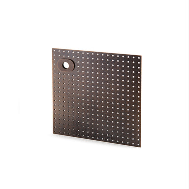 Stardust Perforated Square Backplate