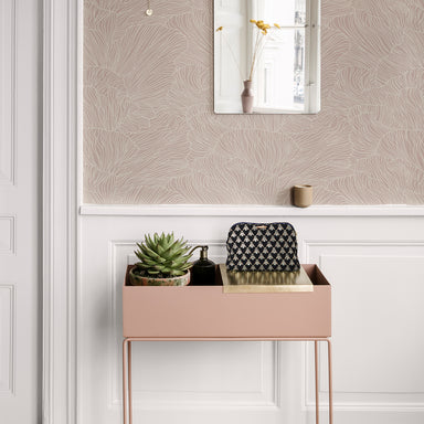 Plant Box Brass Tray by Ferm Living