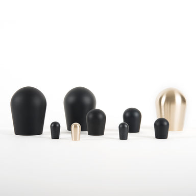 Modern and Minimal Rene Knob Collection in by Maison Vervloet