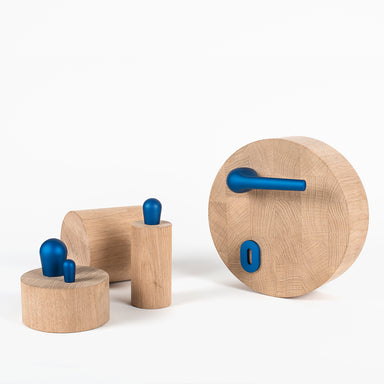 Playful Rene Collection in Blue by Maison Vervloet