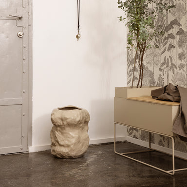 Tuck Vase Cashmere by Ferm Living