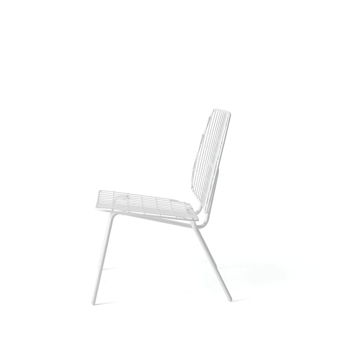 Studio WM String Lounge Chair White