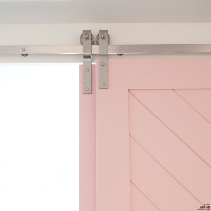 bypass barn door hardware by 1925workbench