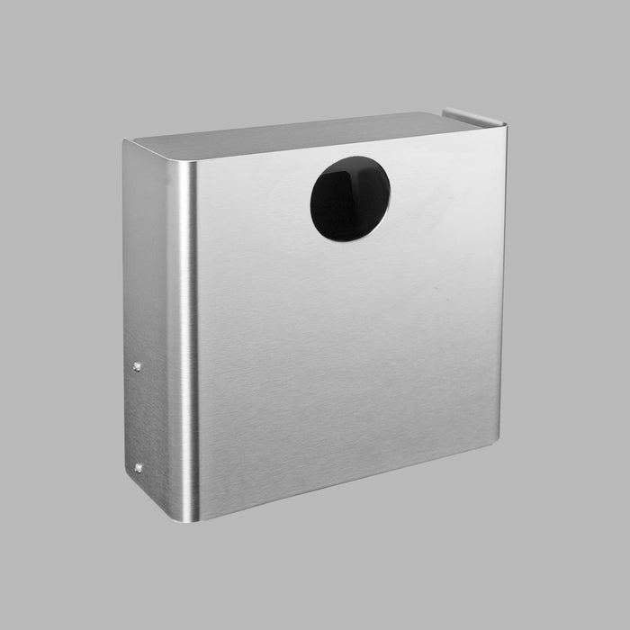 Used for both Residential and Commercial placements, the Knud Soap Dispenser is part of the sanitary line by d line and is available in a variety of finishes.