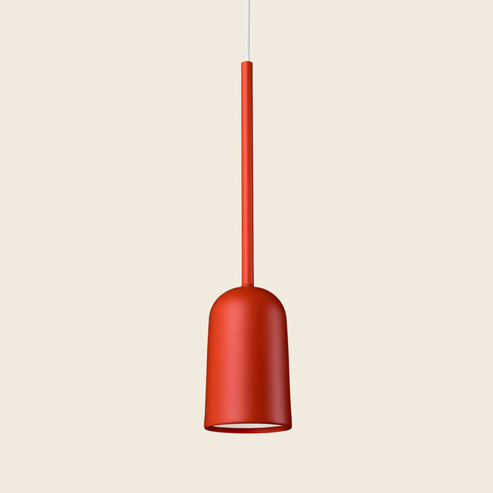 Figura aluminium pendant light series by Schneid. Made in Germany.