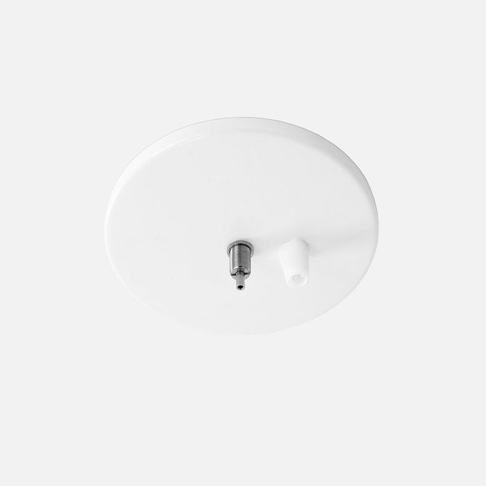 Minimal Hemisphere Pendant Light and Planter by Object / Interface