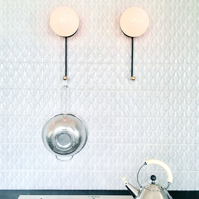 Hook and sconce light
