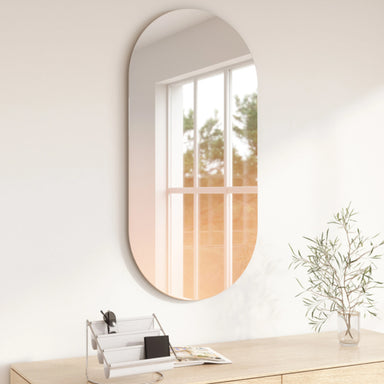 misto mirror by umbra soft gradient