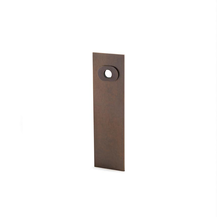 Elegant Stardust Collection Lever Handle in Bronze