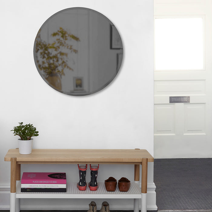 hub beveled mirror by umbra
