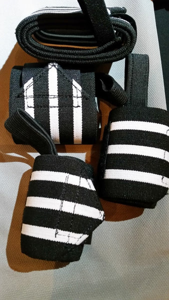 Wrist Wraps - Velcro Closure 24""