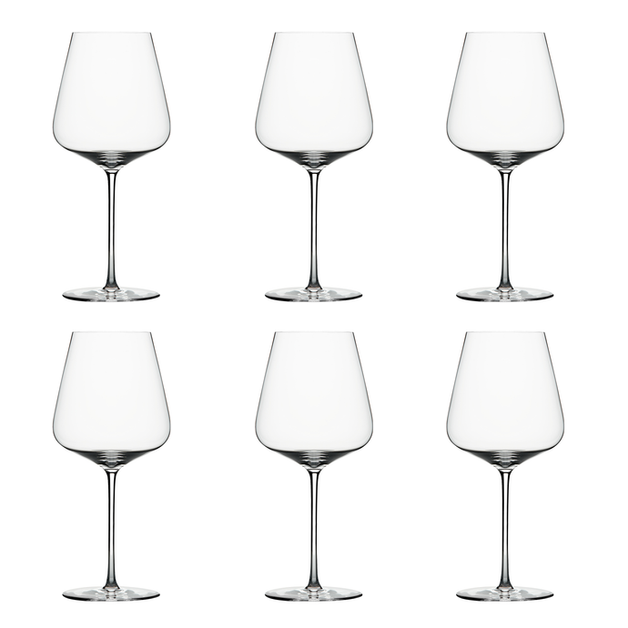 Zalto Denk'Art Bordeaux Glass - Set of 6