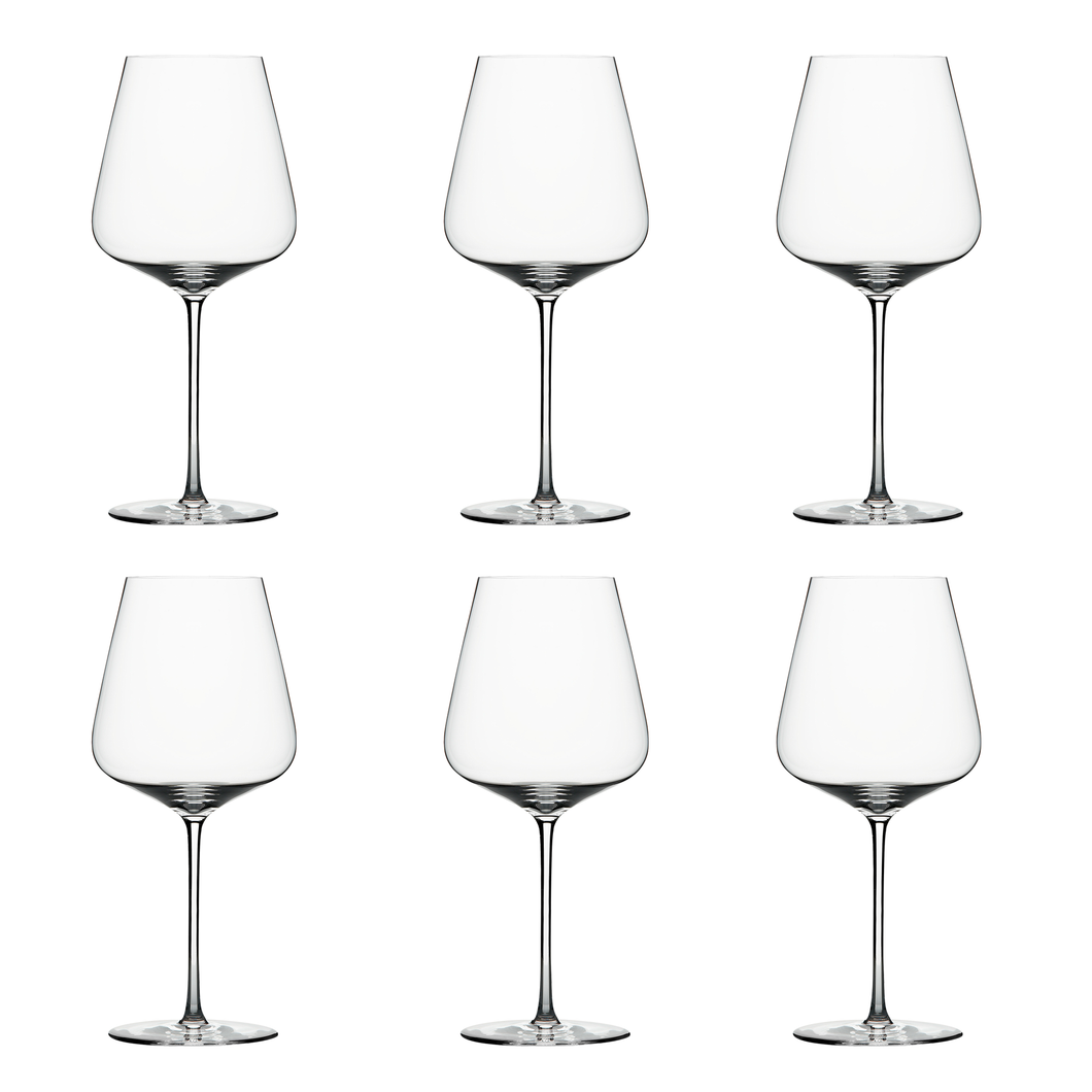 Zalto Denk'Art Bordeaux Glass - 6 Glasses