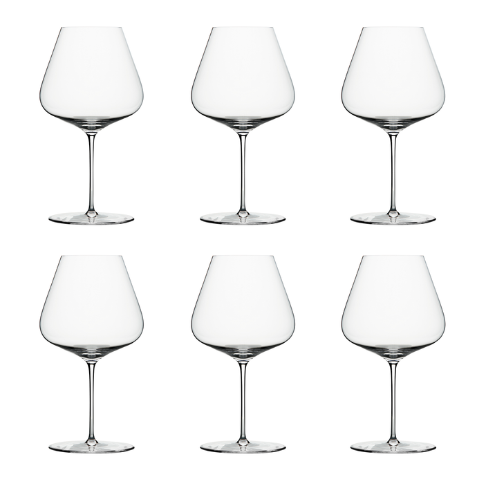 Zalto Denk'Art Burgundy Glass - Set of 6