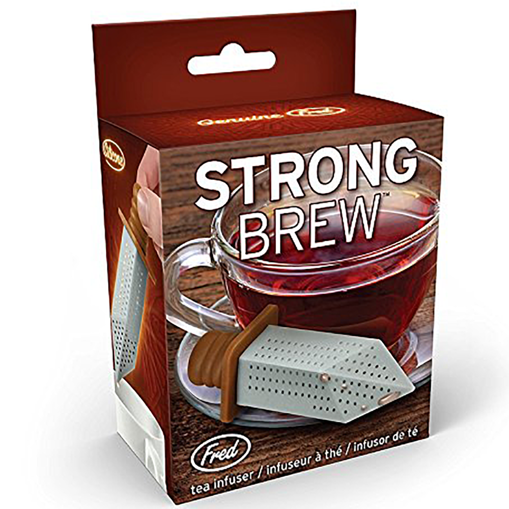 STRONG BREW