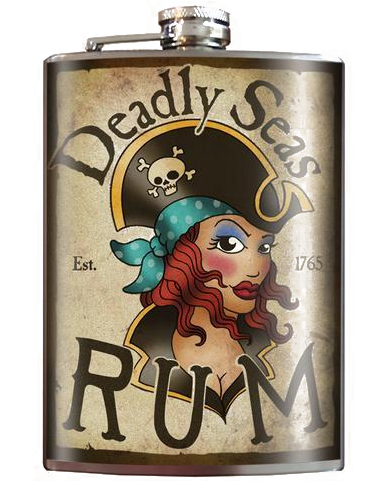 Deadly Seas Rum