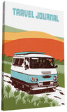Sukie Sunshine Camper Travel Journal