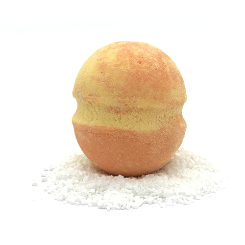 Peaches + Cream Bath Bomb
