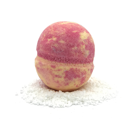 Strawberries + Cream Bath Bomb