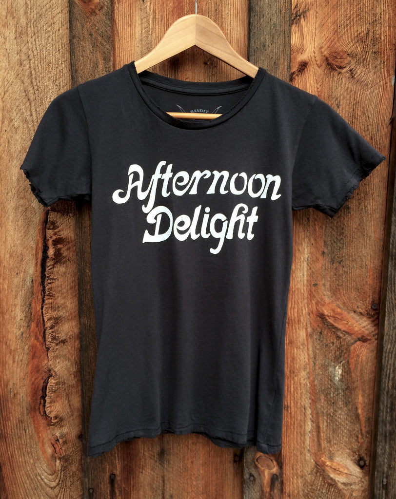 Afternoon Delight Womens Tee