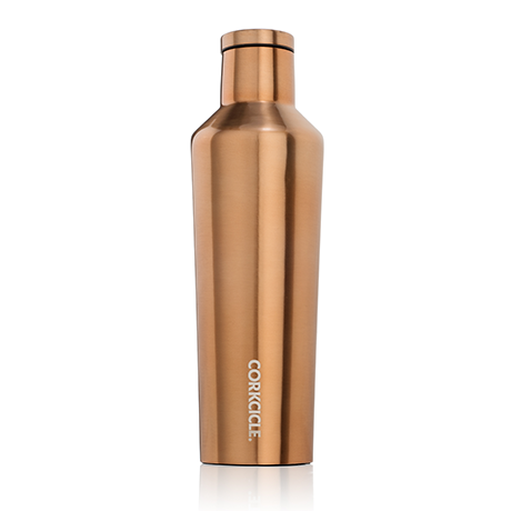 Corkcicle 16oz. Canteen Brushed Copper