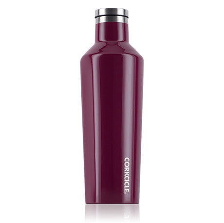 Corkcicle 16oz. Canteen Gloss Merlot