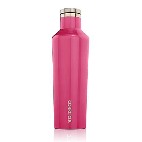 Corkcicle 16oz. Canteen Gloss Pink