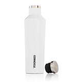 Corkcicle 16oz. Canteen Gloss White