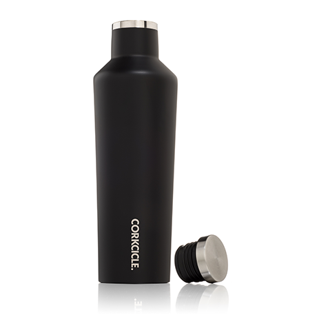 Corkcicle 16oz. Canteen Matte Black