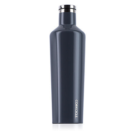Corkcicle 25oz. Canteen Gloss Graphite