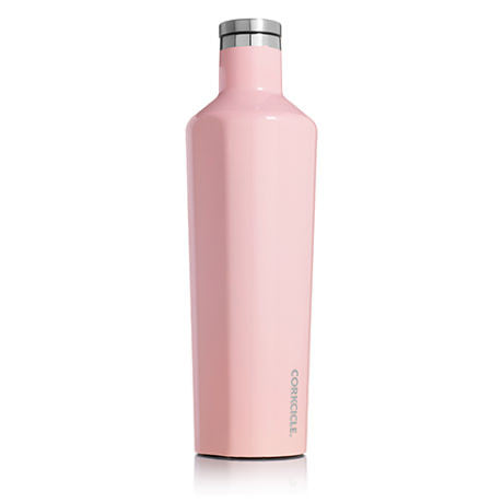 Corkcicle 25oz. Canteen Gloss Rose Quartz