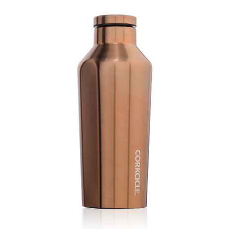 Corkcicle 9oz. Canteen Brushed Copper